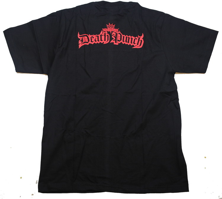Five finger death punch Plane T-shirt