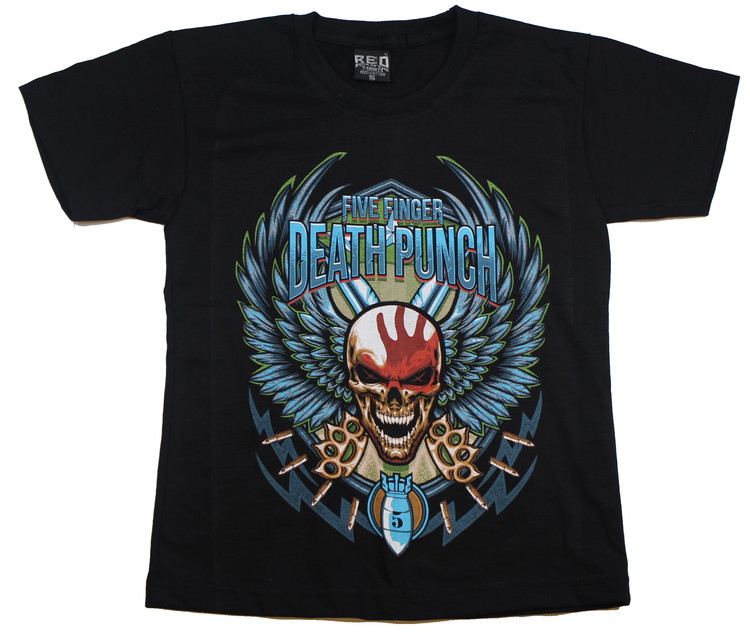 Five finger death punch 5 Barn t-shirt
