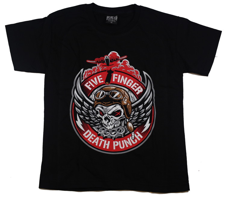 Five finger death punch Plane Barn t-shirt