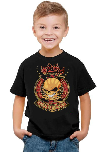 Five finger death punch A decade of destruction Barn t-shirt