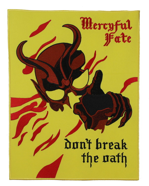 Mercyful fate Don´t brake the oath XL