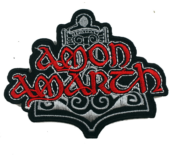 Amon amarth red