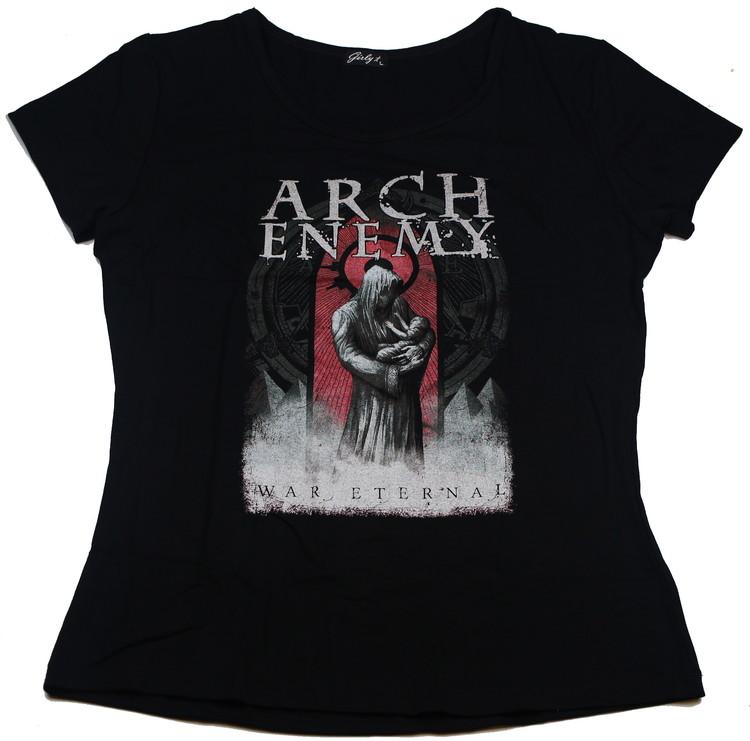 Arch enemy War eternal Girlie