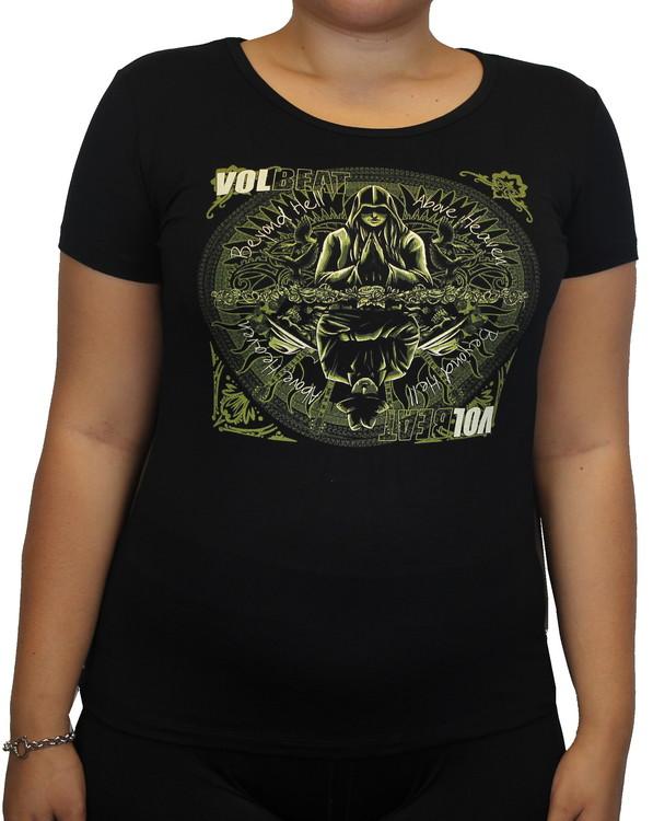Volbeat Beyond hell above heaven Girlie t-shirt