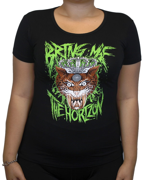 Bring me the horizon Green Girlie