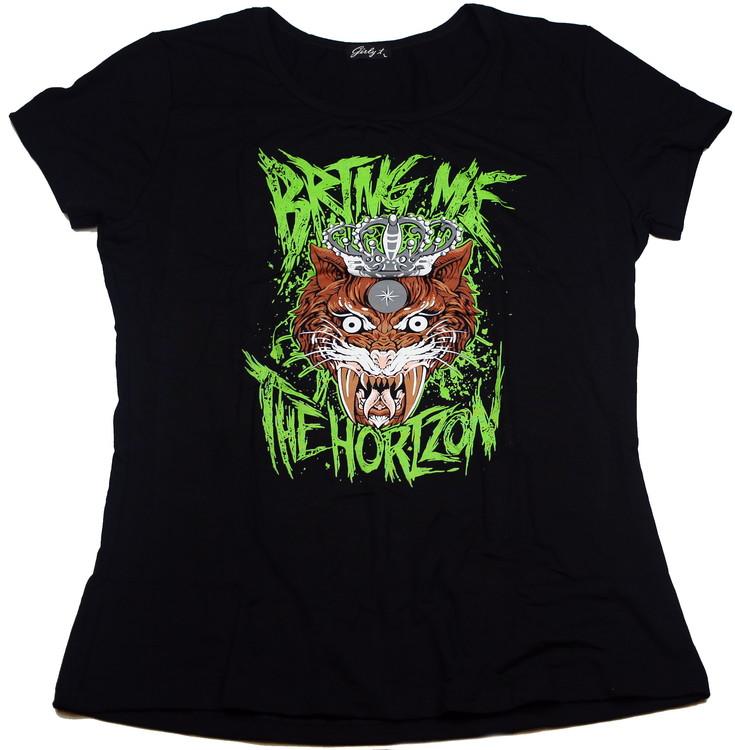 Bring me the horizon Green Girlie