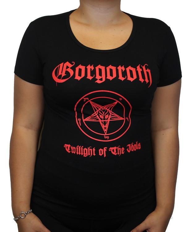 Gorgoroth Girlie t-shirt