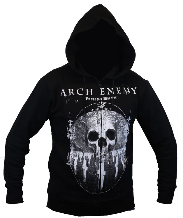 Arch enemy Doomsday machine Hoodie