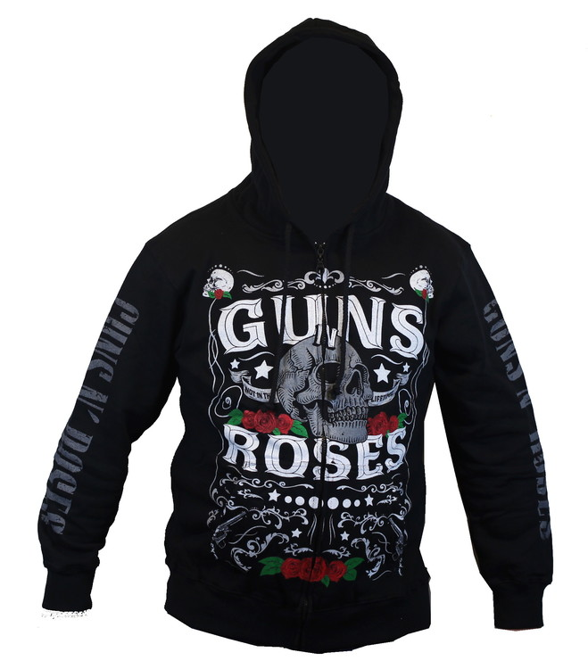 Guns n roses Not in this lifetime Hoodie