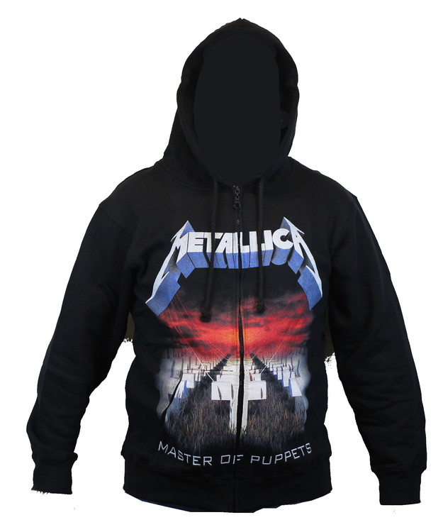 Metallica Master of puppets Hoodie