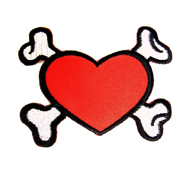 Heart/bones