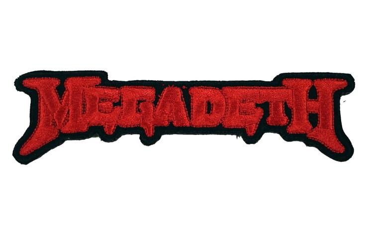 Megadeath röd