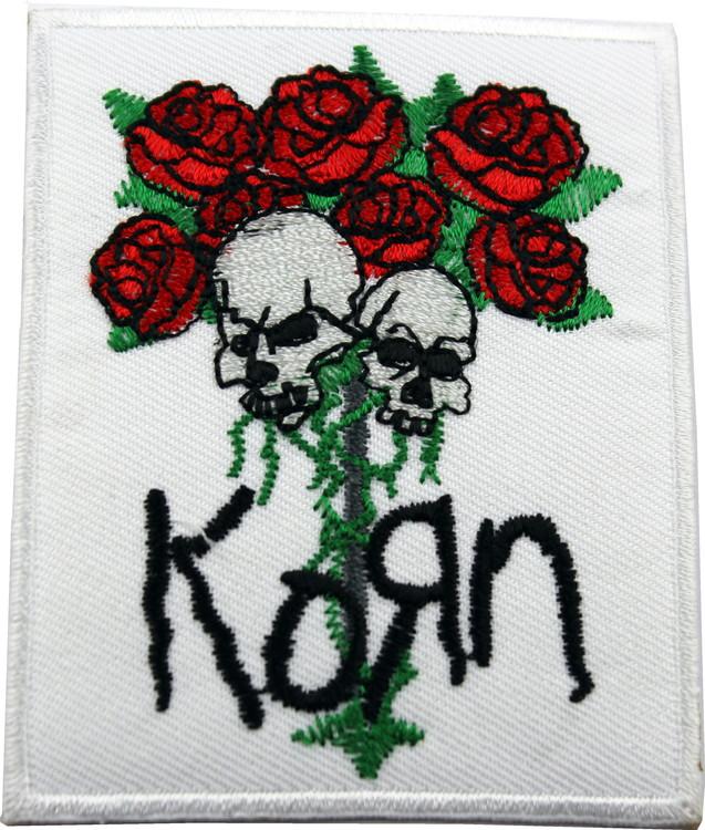 Korn Roses/skulls