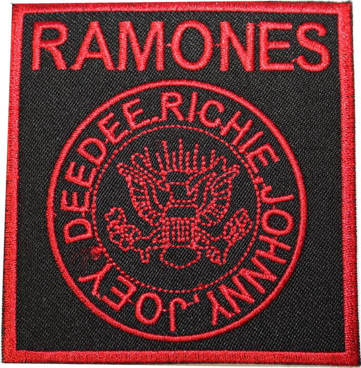 Ramones Red