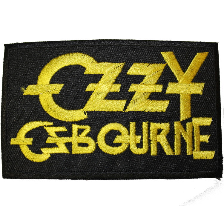 Ozzy Osbourne Yellow