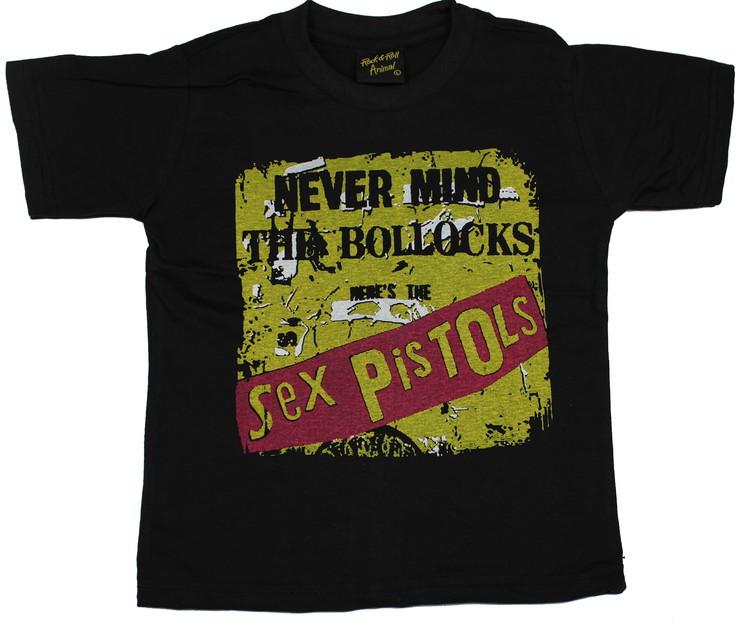 Sex pistols Never mind the bollocks vintage barn t-shirt