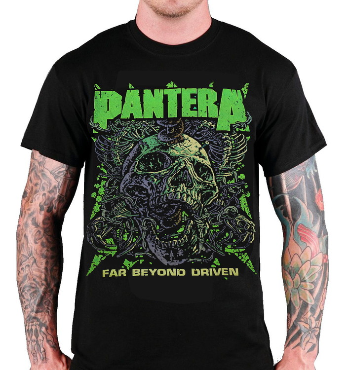 Pantera Far beyond driven T-shirt