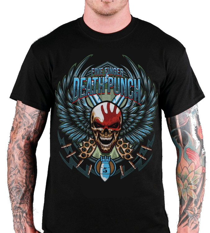 Five finger death punch 5 T-shirt
