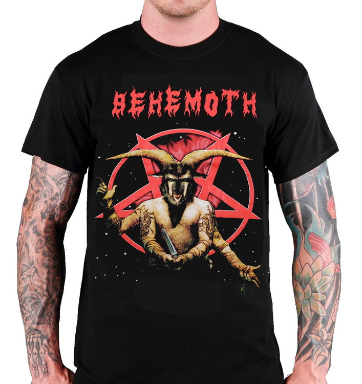 Behemoth Red T-shirt