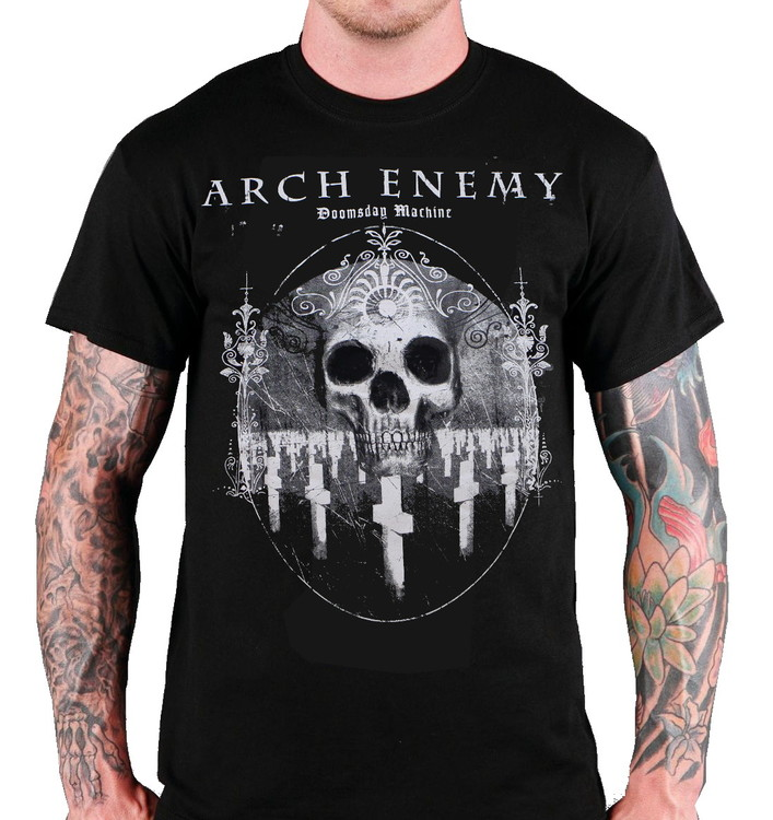 Arch enemy Doomsday machine T-shirt