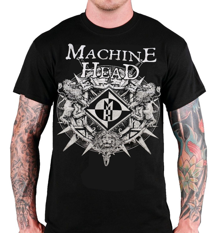Machine head T-shirt