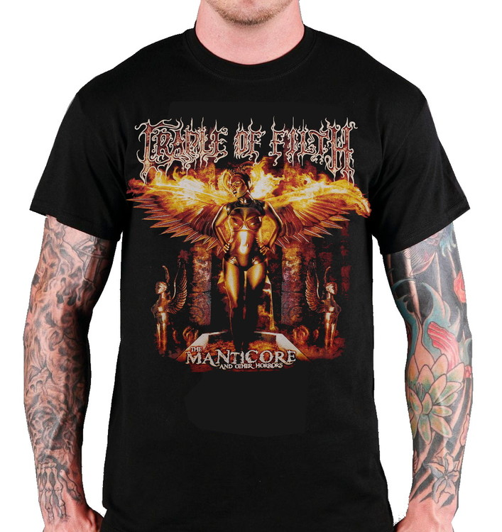 Cradle of filth Manticure T-shirt