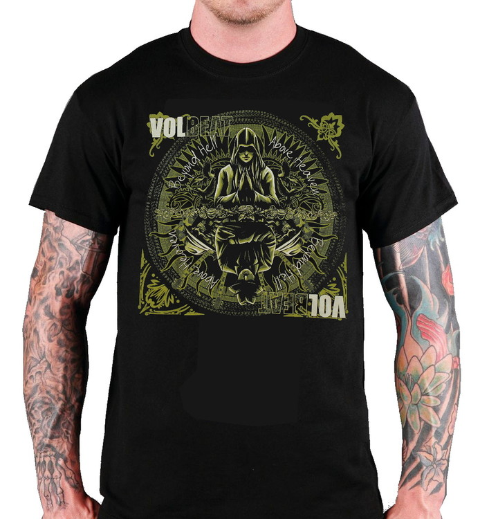Volbeat Beyond hell T-shirt