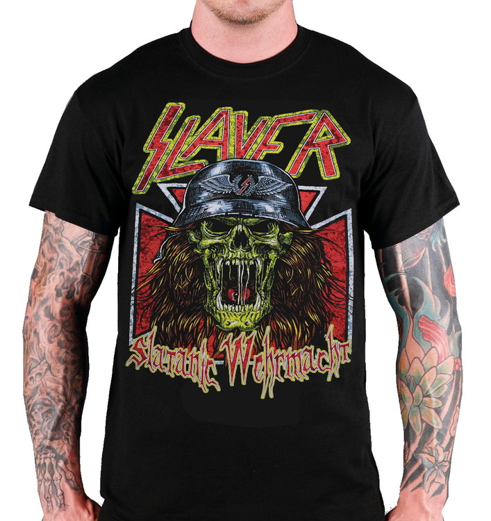 Slayer Slatanic wehrmacht T-shirt