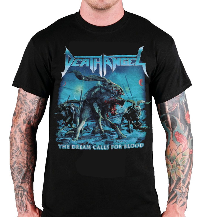 Death angel T-shirt