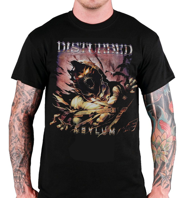 Disturbed Asylum T-shirt