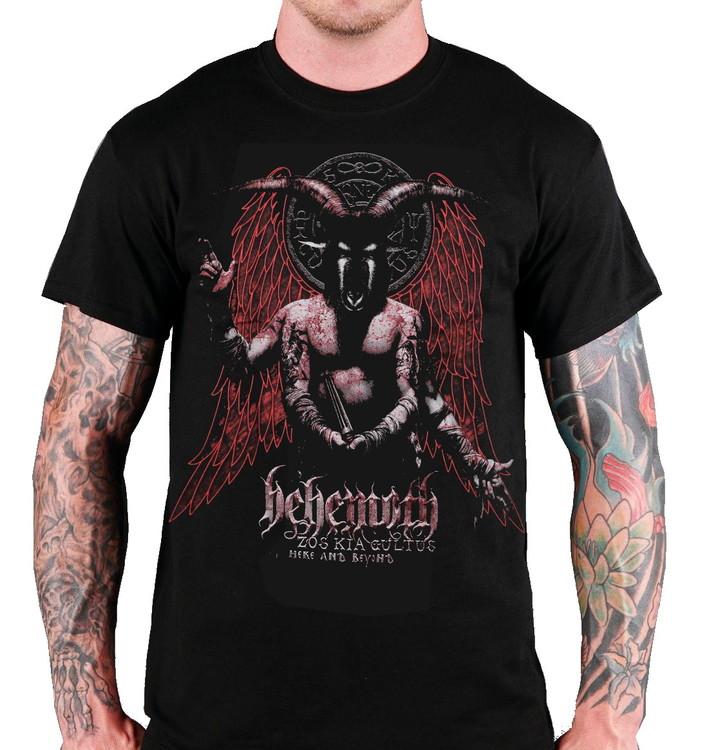 Behemoth Zoe kia cul tus T-shirt