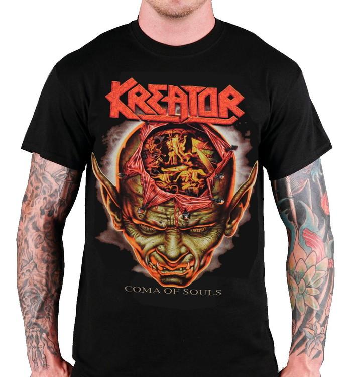 Kreator Coma of souls T-shirt