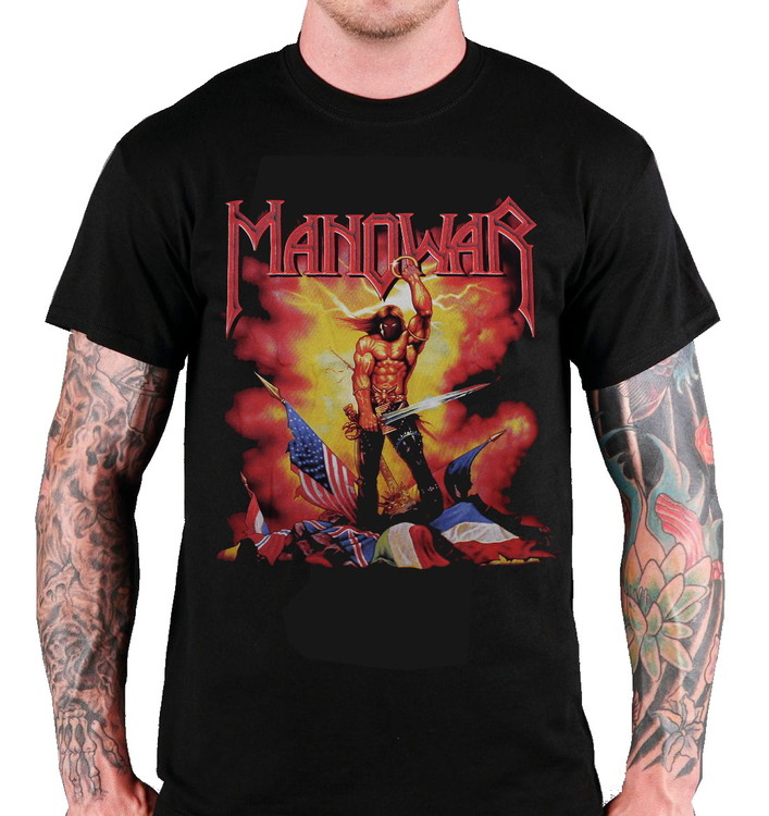 Manowar Kings of metal T-shirt