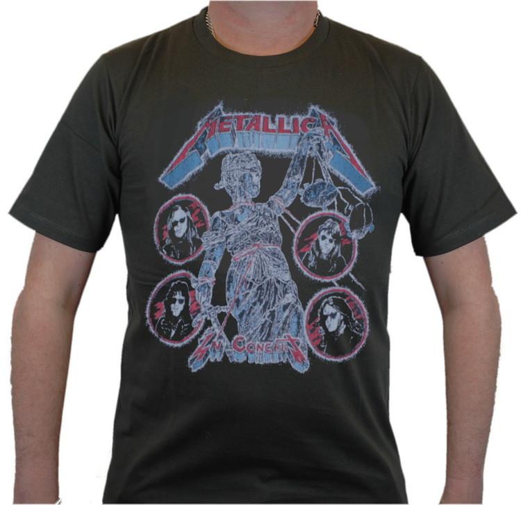 Metallica Justice T-shirt