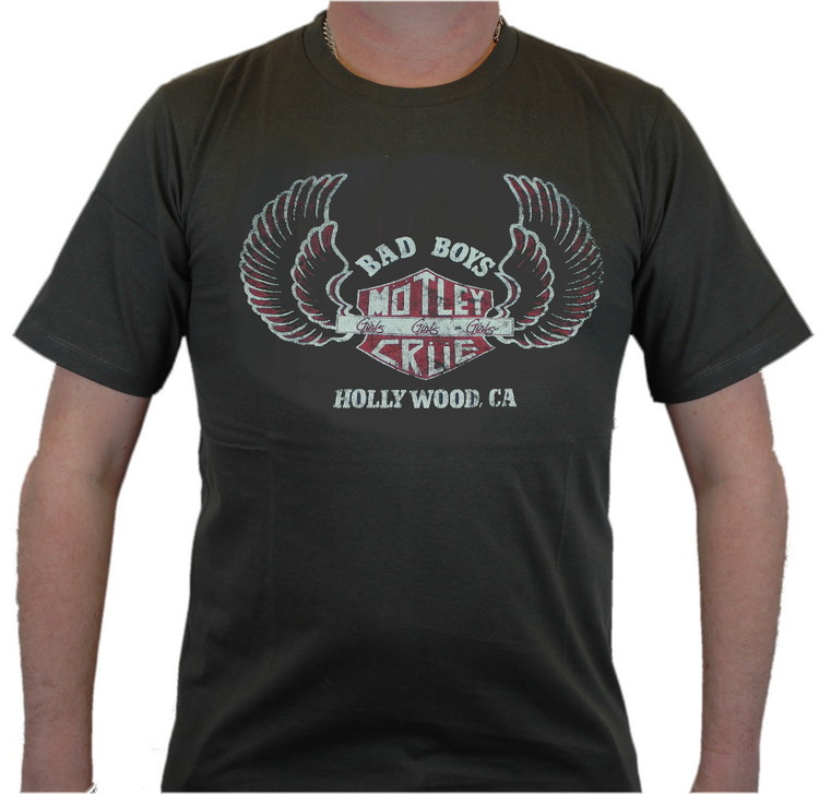 Mötley crue Bad boys T-shirt