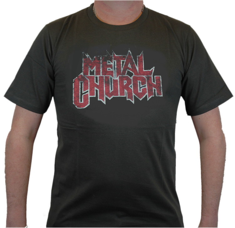 Metal church T-shirt