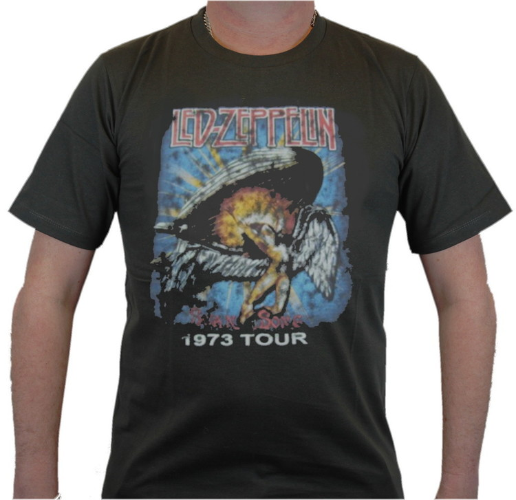 Led zeppelin Swan song T-shirt
