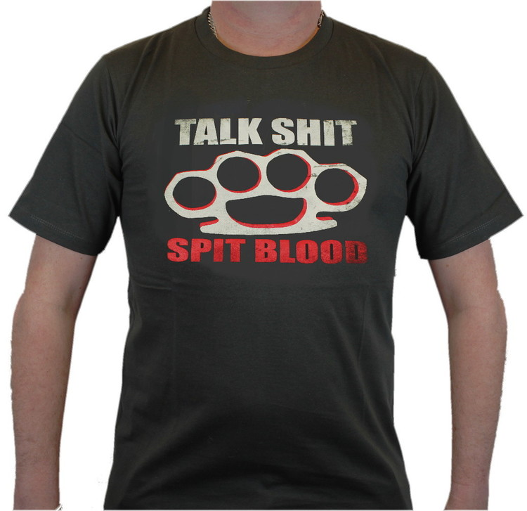 Talk shit T-shirt