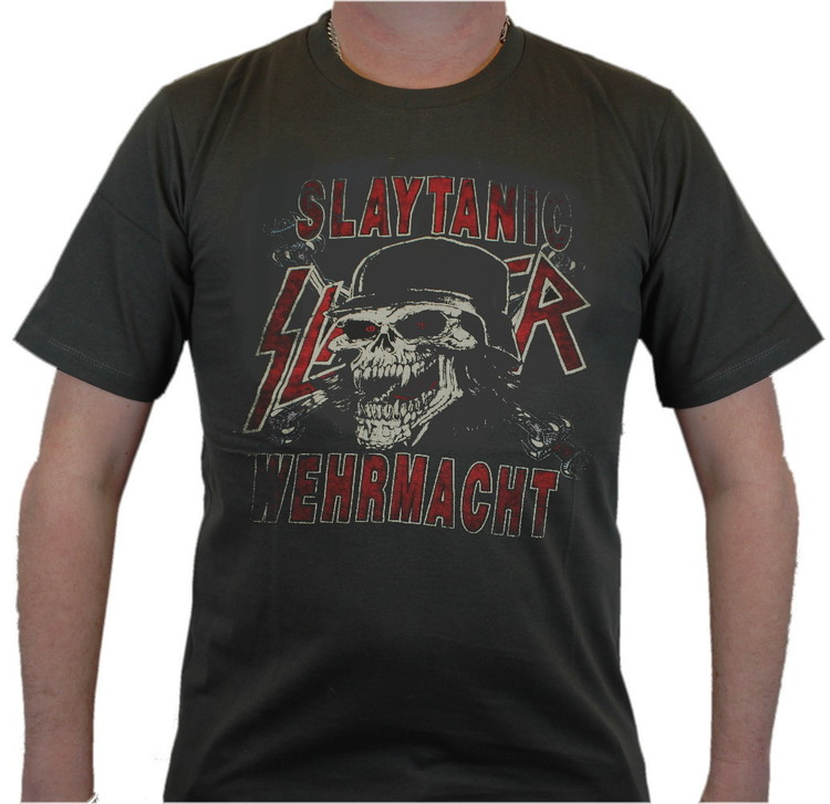 Slayer Slaytanic Wermacht T-shirt