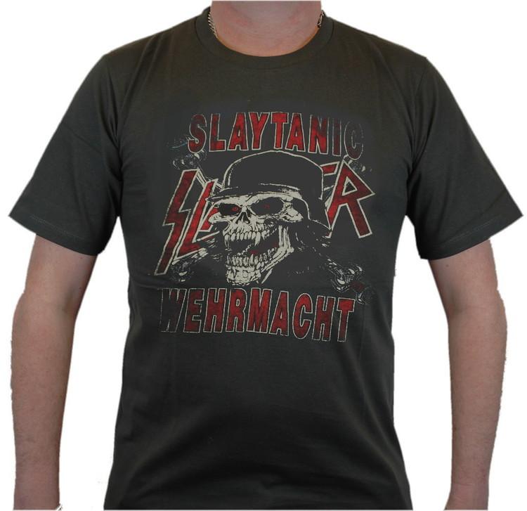 Slayer Slaytanic Wermacht T-shirt