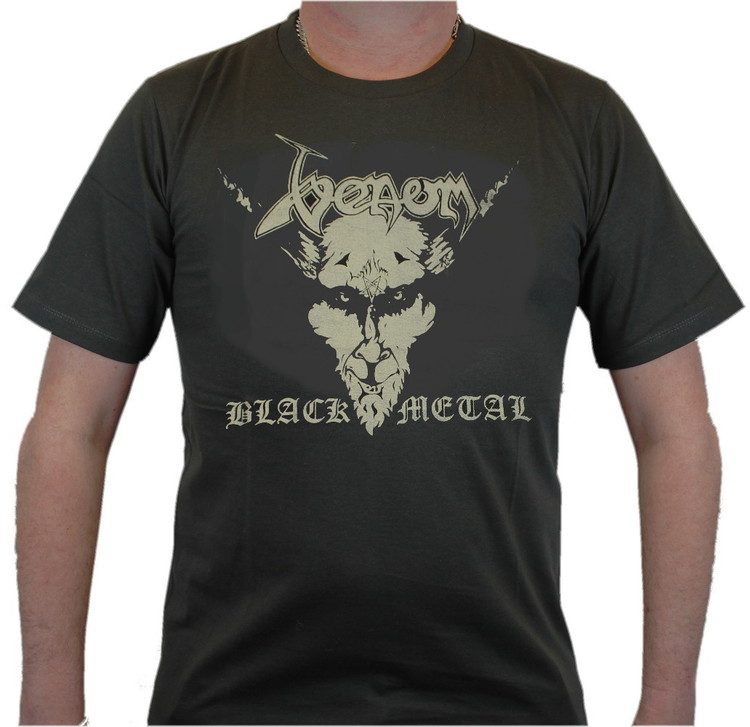 Venom Black metal T-shirt