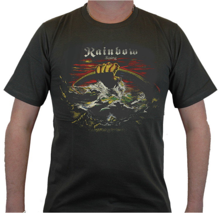 Rainbow Rising T-shirt