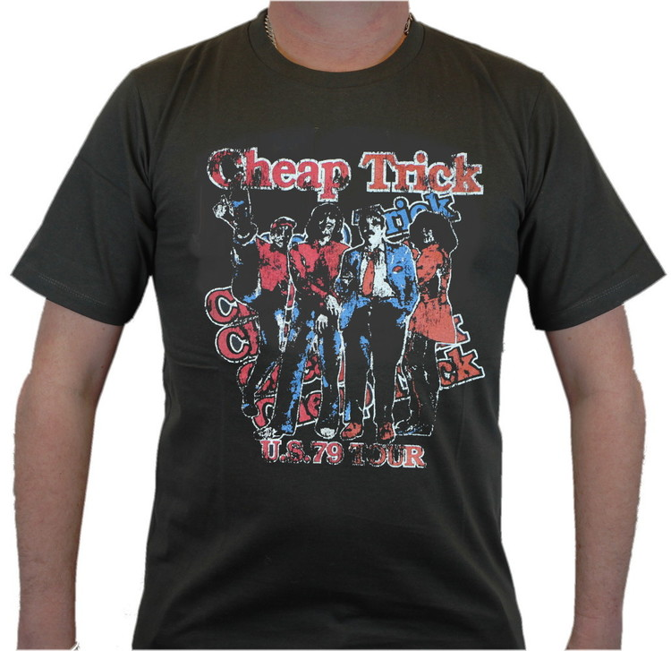 Cheap trick T-shirt