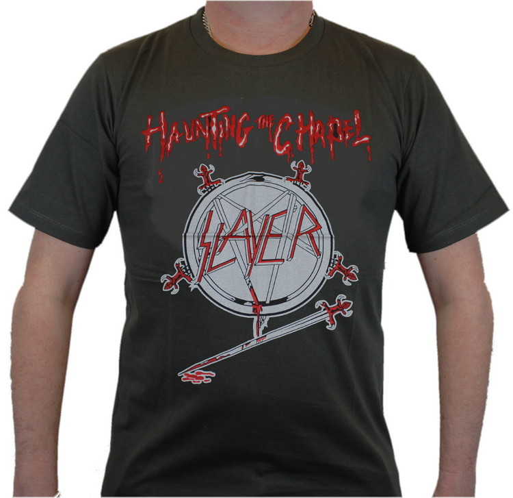 Slayer Hunting the chapel T-shirt