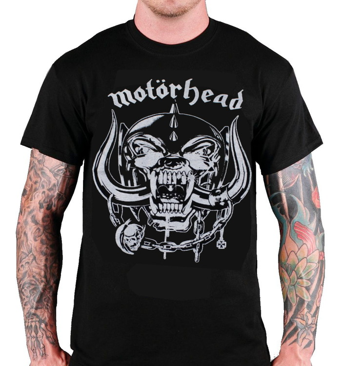 Motörhead Everyting louder than everything else T-shirt