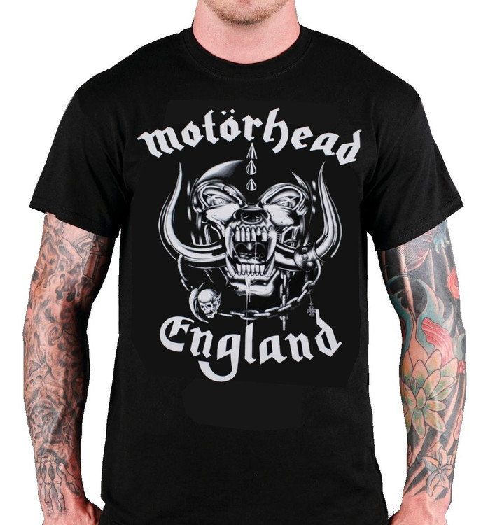 Motörhead England Everyting louder than everything else T-shirt