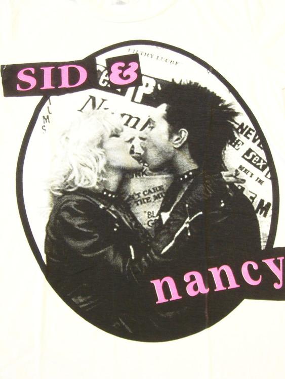 Sid&Nancy T-shirt
