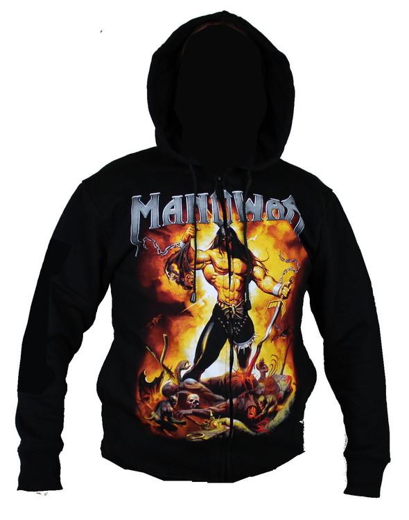 Manowar Hoodie