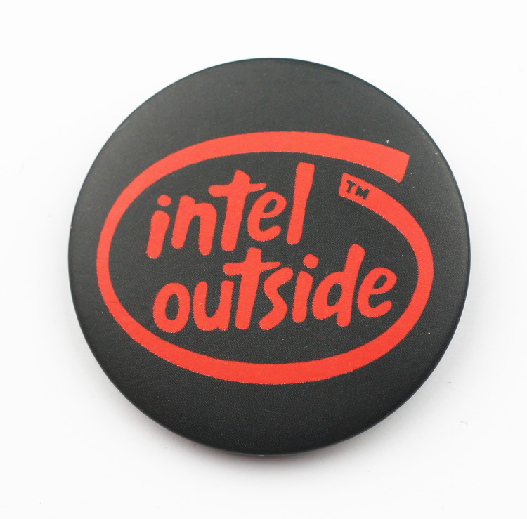 Pin Intel inside