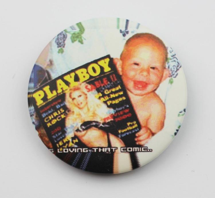 Pin Playboy baby